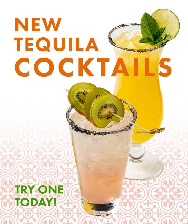 New Tequila Cocktails at Miguel's Restaurant